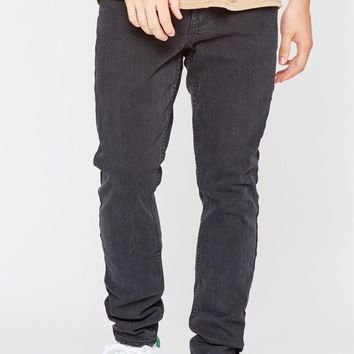 PacSun Stacked Skinny Comfort Stretch Black Jeans at PacSun.com