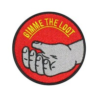 Gimme The Loot Patch