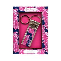 Flamenco Key Fob by Lilly Pulitzer