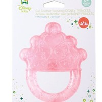 Kids Preferred Disney Baby Gel Crown Soother, Disney Princess