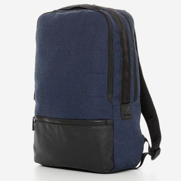 Damian Tech Backpack in Navy