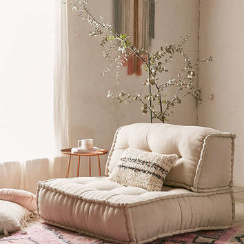 Reema Floor Back Cushion | Urban Outfitters