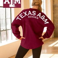 Texas A&M® - Aggies™ - Classic Crew Neck Spirit Jersey®