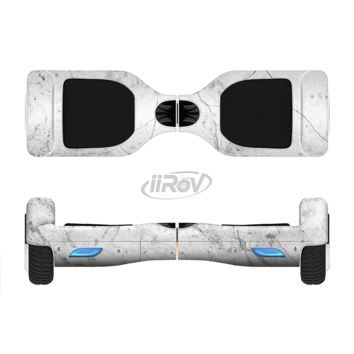 The Cracked Marble Surface Full Body Skin Set for the Smart Drifting SuperCharged Transportation iiRov