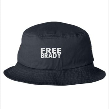 FREE BRADY EMBROIDERY HAT