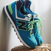 New Balance Womens Island Pack Trainer