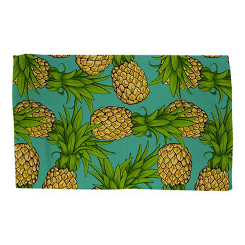 Crazy Pineapples Rug