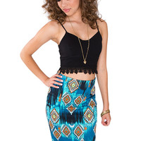 Raleigh Aztec Skirt
