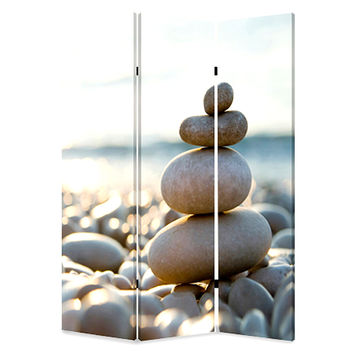 "Screen Gems Spa Screen 72"" Room Divider"