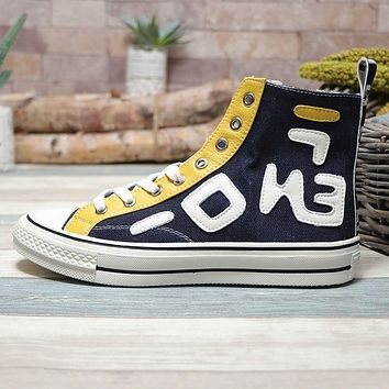Fendi x Converse Chuck Taylor 1970s All Star Hi Top Black