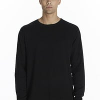 Quay Knit - Black Charcoal