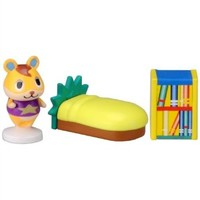 Animal Crossing New Leaf Character Stamp Figure Set - Hamlet