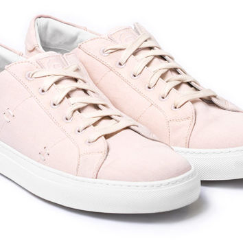 The Royale x Orley - Pink Linen