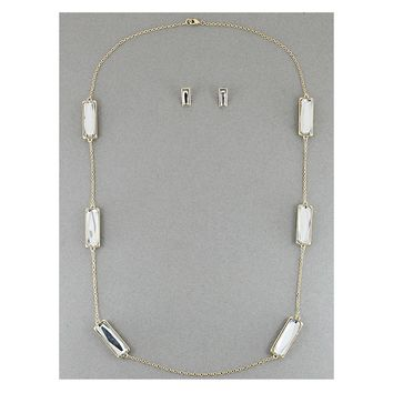 Adorn by LuLu - Dance Hall Long Necklace