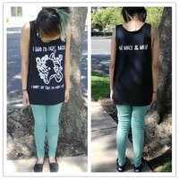 Of Mice & Men Tanks