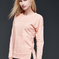 Gap Long Sleeve Front Pocket Shirt