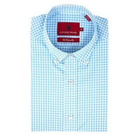 The Henning Button Down in Sky Blue by Southern Proper