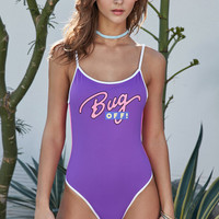 Mandalynn Joey Bug Off One Piece Swimsuit at PacSun.com