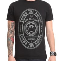 Crown The Empire The Fallout T-Shirt