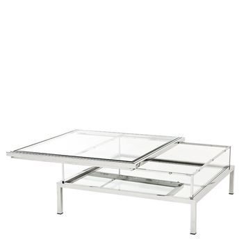 Steel Square Coffee Table | Eichholtz Harvey