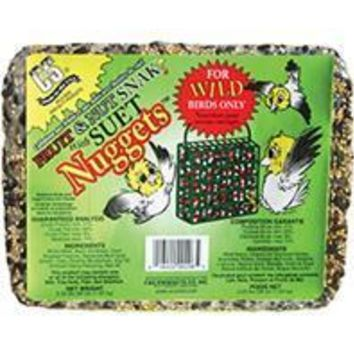 C And S Products Co Inc P - Fruit & Nut Snak Cake With Suet Nuggets