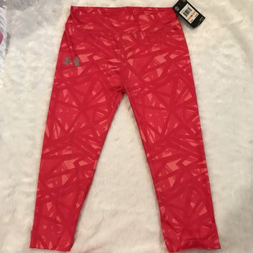 NWT Under Armour Girls Pants-