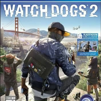 Watch Dogs 2 [PS4 Game]