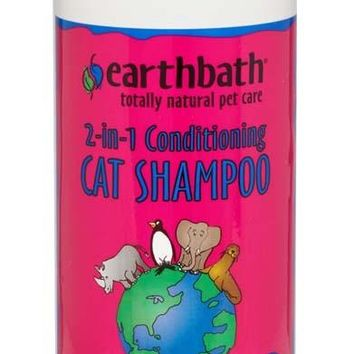 Earthbath Cat Shampoo & Conditioner In One