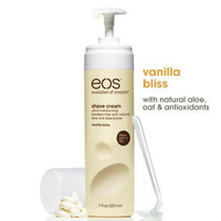 eos products - shave cream