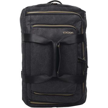 Cocoon(R) MCP3504BK Urban Adventure Convertible Carry-on Travel Backpack