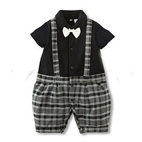 Baby Boy Clothes Gentleman Newborn Baby Clothes Baby Boy Clothing Infant Jumpsuits Kids Clothes