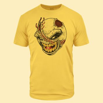 Mad Baseball Banana Cream Tri Blend T-Shirt