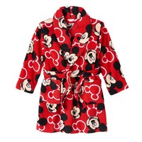 Disney's Mickey Mouse Fleece Robe - Toddler Boy, Size: