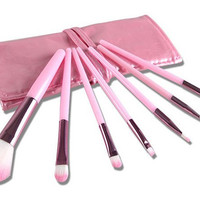 Makeup brush set (7 pcs) [6050183617]