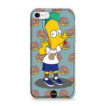 of supreme Bart Simpsons iPhone 6   iPhone 6S Case