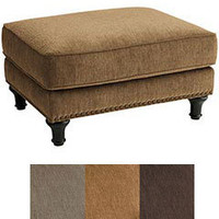 Pier 1 Imports - Pier 1 Imports > Catalog > Furniture > Pier1ToGo Product Details - Carmen Ottoman - Toasted Pecan
