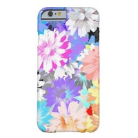 Delicate Flowers Barely There iPhone 6 Case