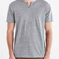 BDG Tri-Blend Buttonless Standard-Fit Henley