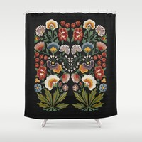 Plant a garden Shower Curtain by anipani