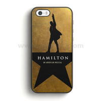 Hamilton Broadway Musical X3762 iPhone 5/5S Case  | Aneend.com