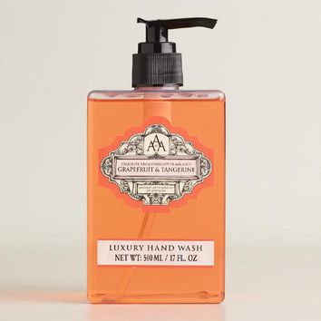 AAA Grapefruit Tangerine Liquid Hand Wash