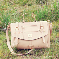 The Nash Tote in Blush