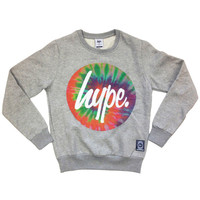 HYPE. Clothing — HYPE.TIE-DYE CREW