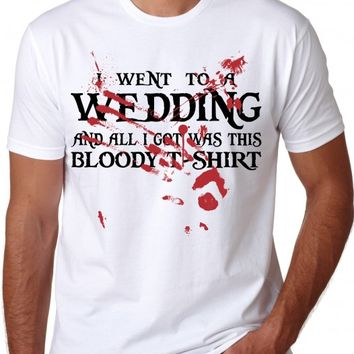 Red Wedding T-Shirt | Game of Thrones T Shirts