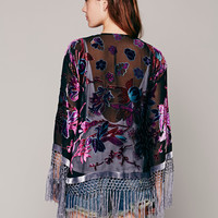 Free People Eva Bed Jacket