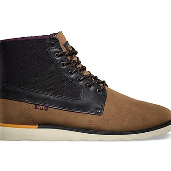Vans OTW Breton Boot Tech Brown/Black