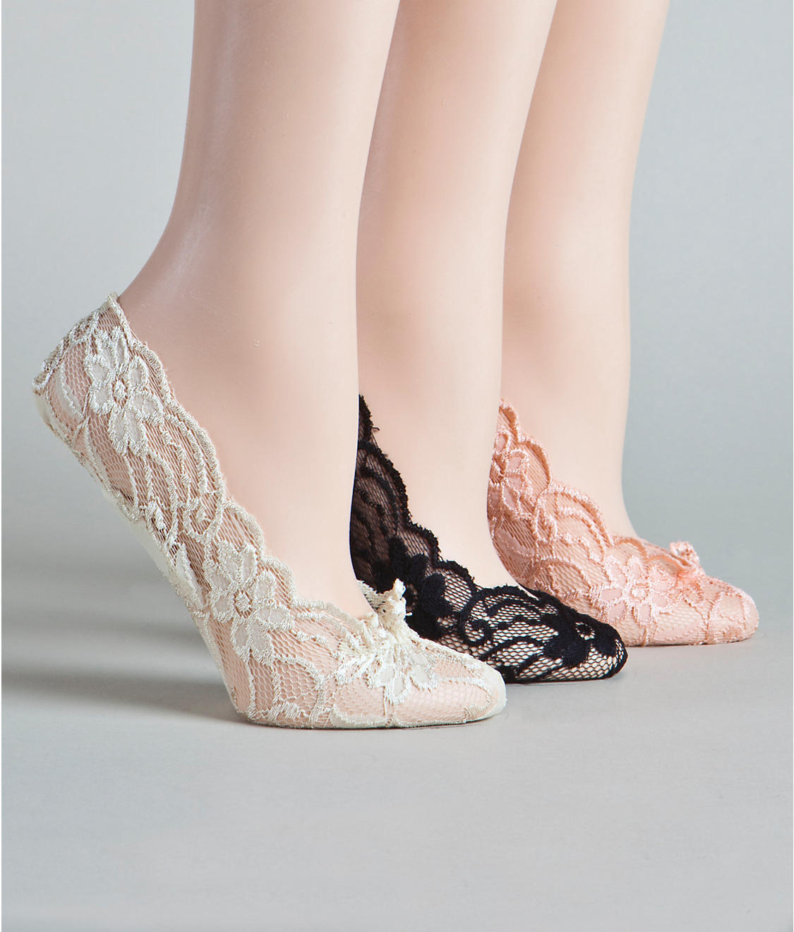 Cushioned Lace Shoe Liners