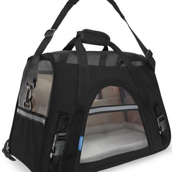 Airline Approved Pet Carrier Travel Bag