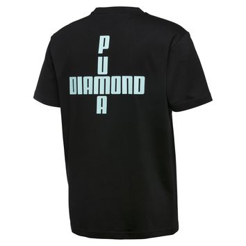 Puma x Diamond Supply - Logo Tee - Black