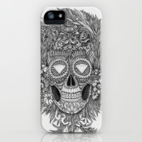 Mexican Skull iPhone & iPod Case
